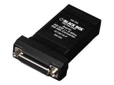 Black Box ASYNC RS-232 TO 2-WIRE RS-485 INTERFACE