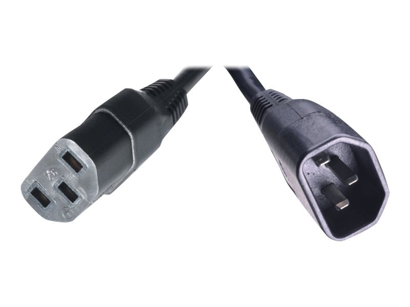 HPE IEC to IEC Power Cable, 8ft, 142257-002, 151239, Power Cords