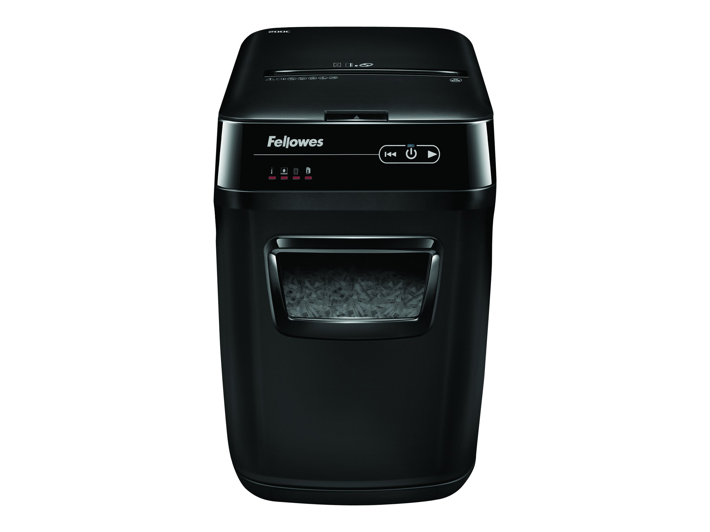 Fellowes AUTOMAX 200C AUTO FEED SHREDDER, 4653501, 18147271, Paper Shredders & Trimmers