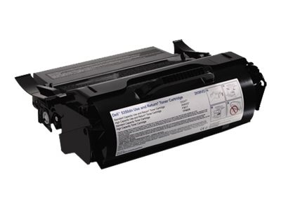 Dell Extra High Yield Black Toner Cartridge for 5350dn