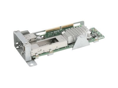 Supermicro MICROLP 1-port IB Card FDR based for Mellanox, AOM-CIBF-M1M