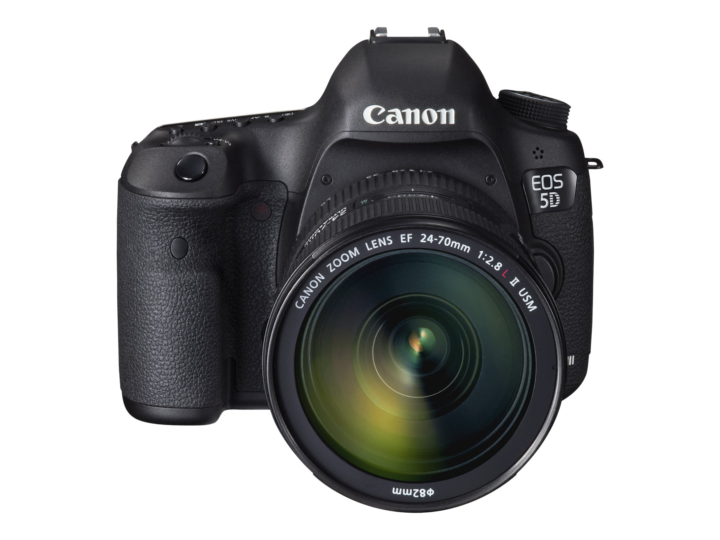 Canon EOS 5D Mark III DSLR Camera with EF 24-70mm Lens, 5260B054