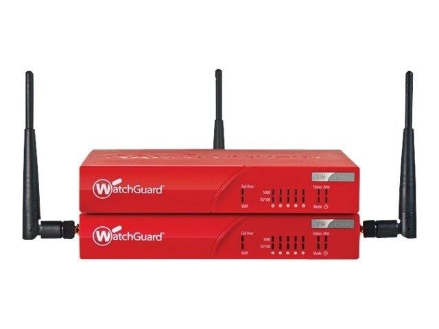 Watchguard XTM 25 1-Year LiveSecurity
