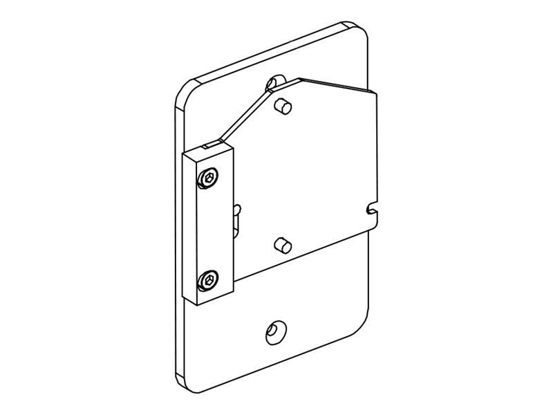 Datamax-O'Neil Wall Mount Kit for MP Compact
