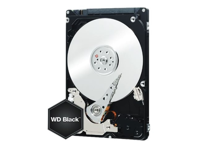 WD 320GB WD Black SATA 6Gb s 2.5 Internal Hard Drive - 32MB Cache