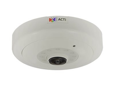 Acti 6MP Extreme WDR Day Night Indoor Hemispheric Dome Camera