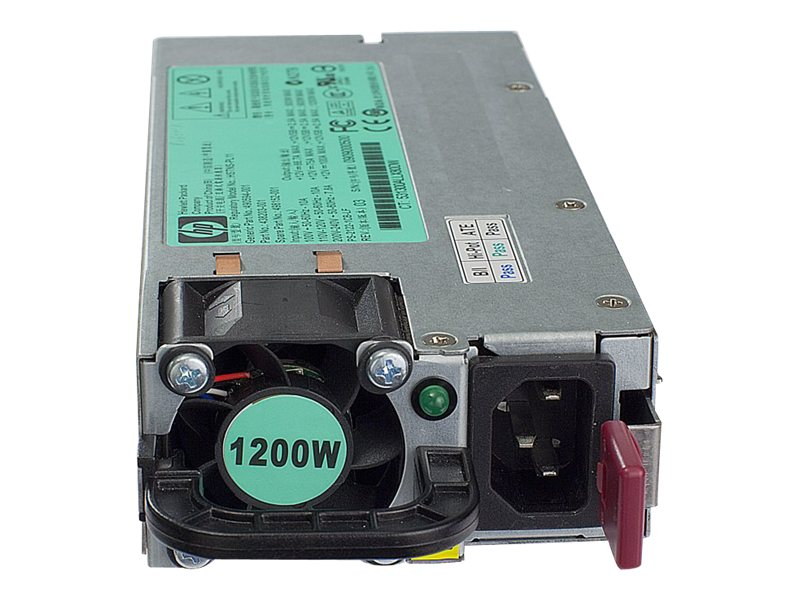 HPE 1200W Common Slot Platinum Power Supply
