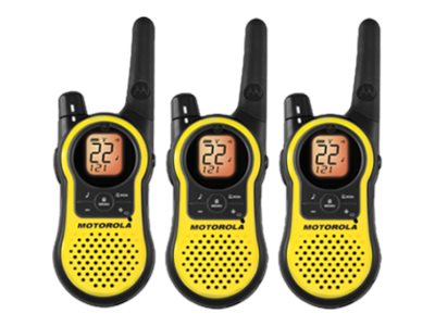 Motorola MH230TPR Rechargable 2-Way Radio, MH230TPR