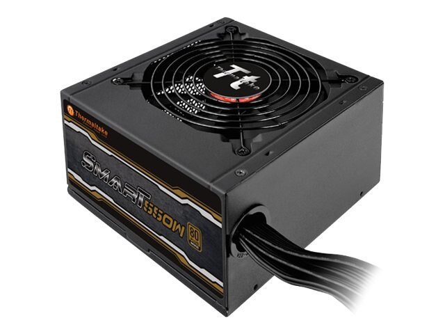Thermaltake 550W 80 Plus Power Supply