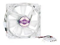 Antec Case Fan, 92mm, Double Ball Bearing w  3-Pin and 4-Pin Connector