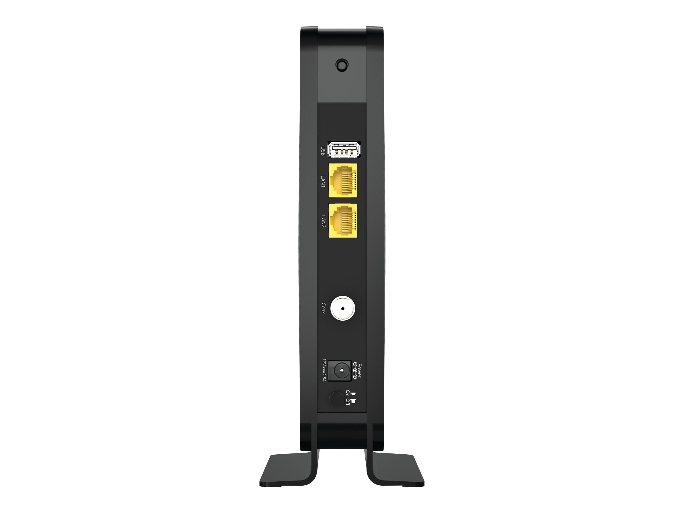 Netgear N600 Wi-Fi Cable Modem Router, C3700-100NAS