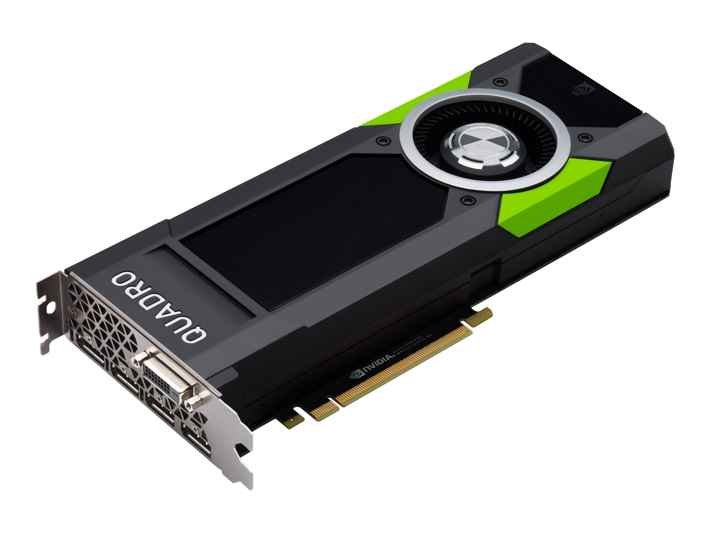 PNY NVIDIA Quadro P5000 PCIe 3.0 x16 Graphics Card, 16GB GDDR5