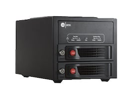 CRU 8TB RTX220-3QJ JBOD HFS+ USB 3.0 eSATA FireWire 800 Storage, 35220-3138-3000, 16586270, Hard Drives - External
