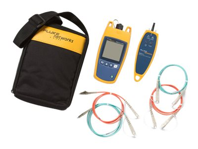 Fluke Fiber QuickMap w VFL Multi-PERP Mode Fault Finder