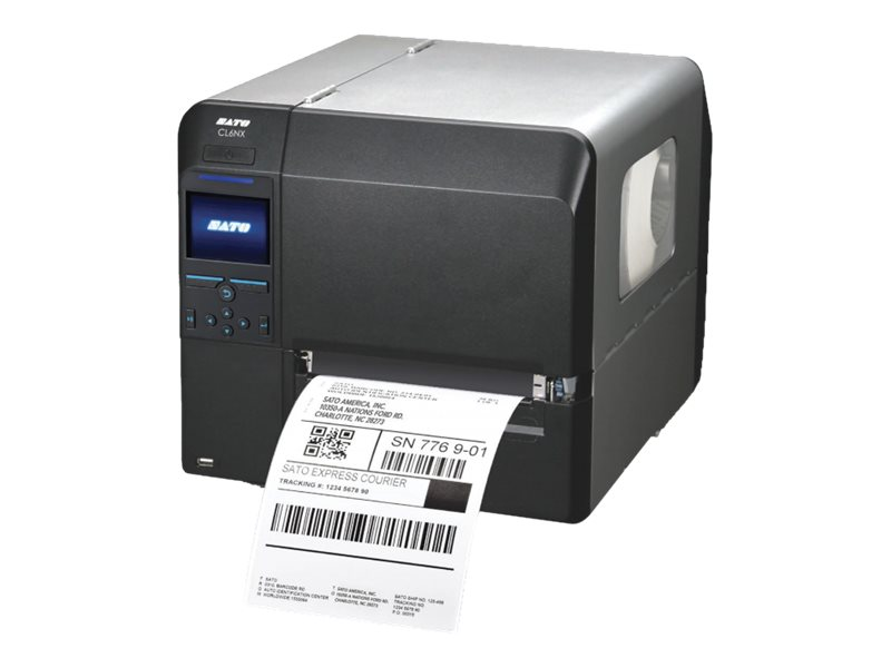 Sato CL608NX Printer, WWCL90061, 26413209, Printers - Label