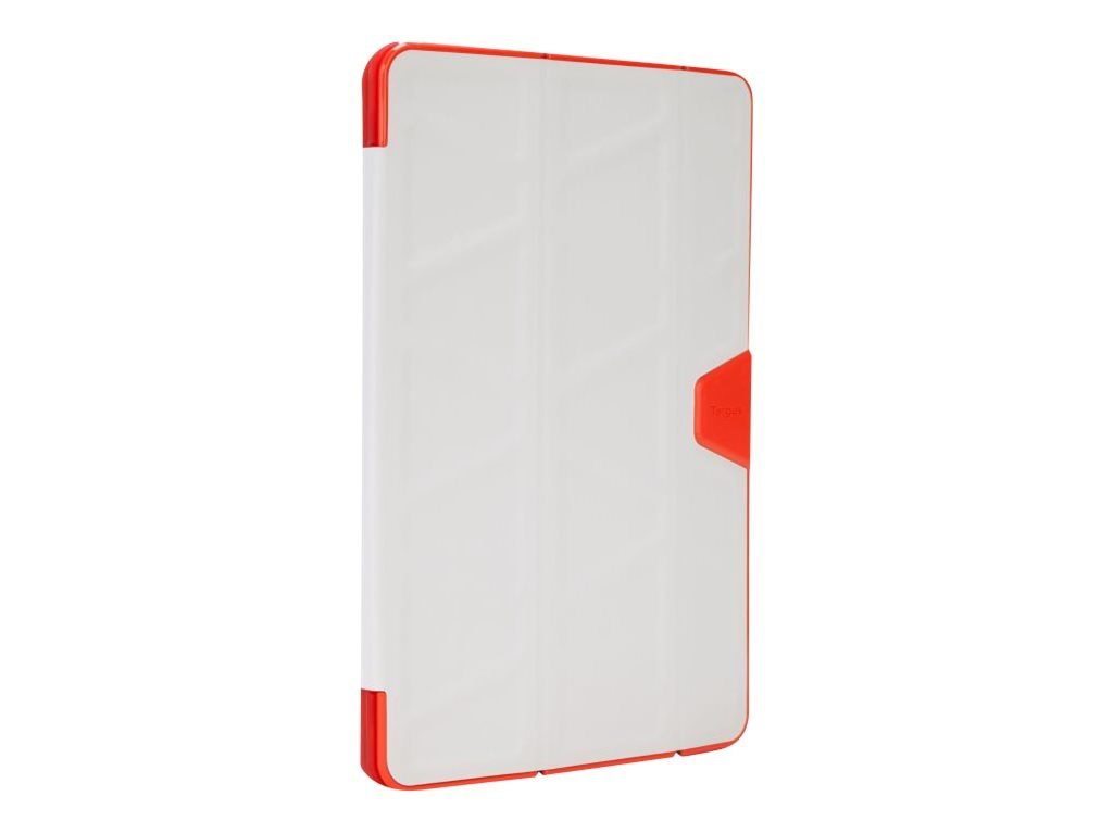 Targus 3D Protection for iPad Air 2, Light Gray Red Edge