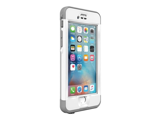 Lifeproof nuud for iPhone 6S Plus, Avalanche, 77-52575, 31233237, Carrying Cases - Phones/PDAs