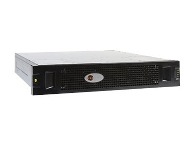 Quantum AssuredSAN 4834 2U Rackmountable 12-Bay SAS 12Gb s AC V2 Storage Array w  12X2TB SAS 7.2K RPM Drives