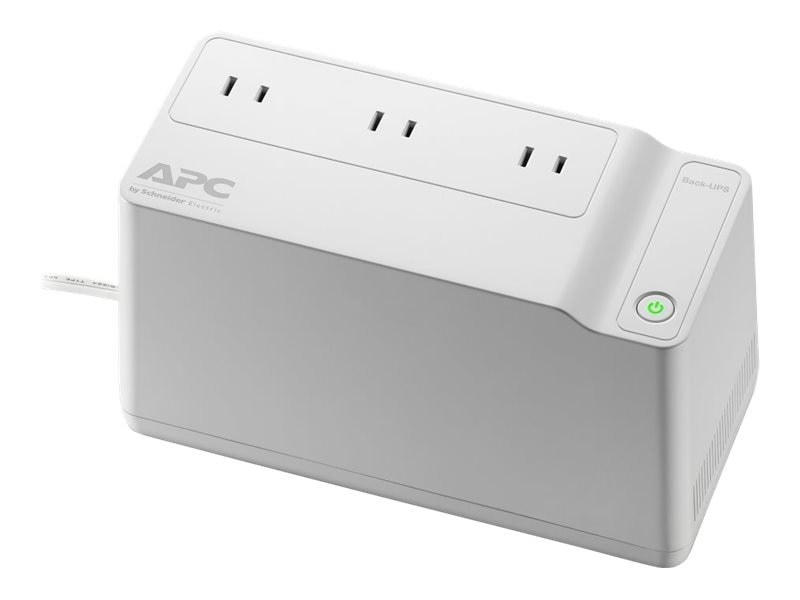 APC Back-UPS Connect 70, 125VA 57W, 120V, Network Backup, BGE70, 17098041, Battery Backup/UPS