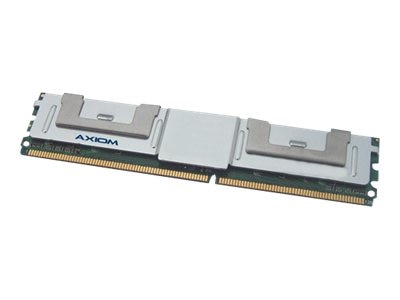 Axiom 4GB PC2-5300 240-pin DDR3 DIMM Kit for Select BladeCenter, IntelliStation, System Series Models, 46C7419-AXA, 14308997, Memory