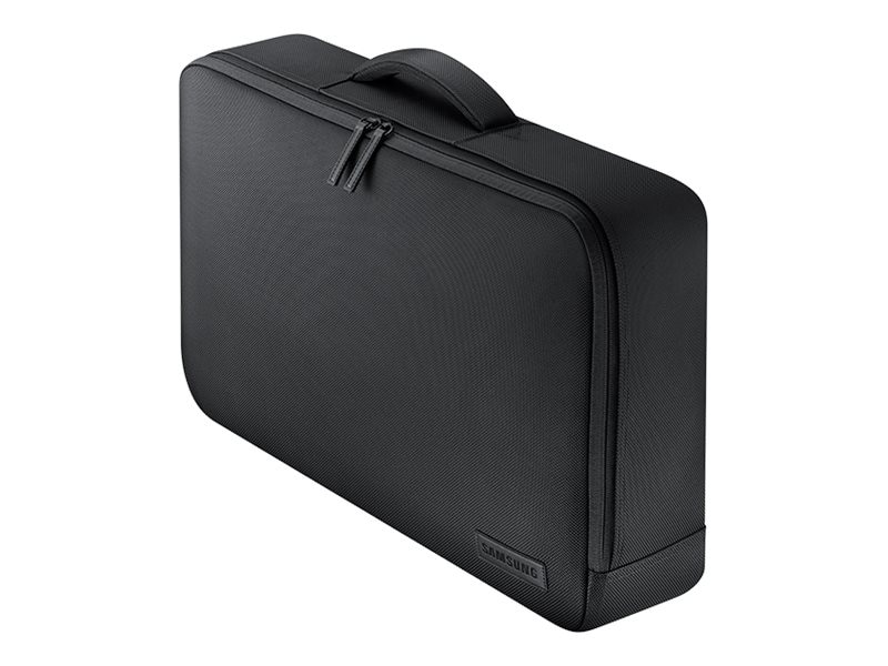 Samsung Galaxy View Padded Carrying Case, Black, EF-LT670FBEGUS, 31097087, Carrying Cases - Tablets & eReaders