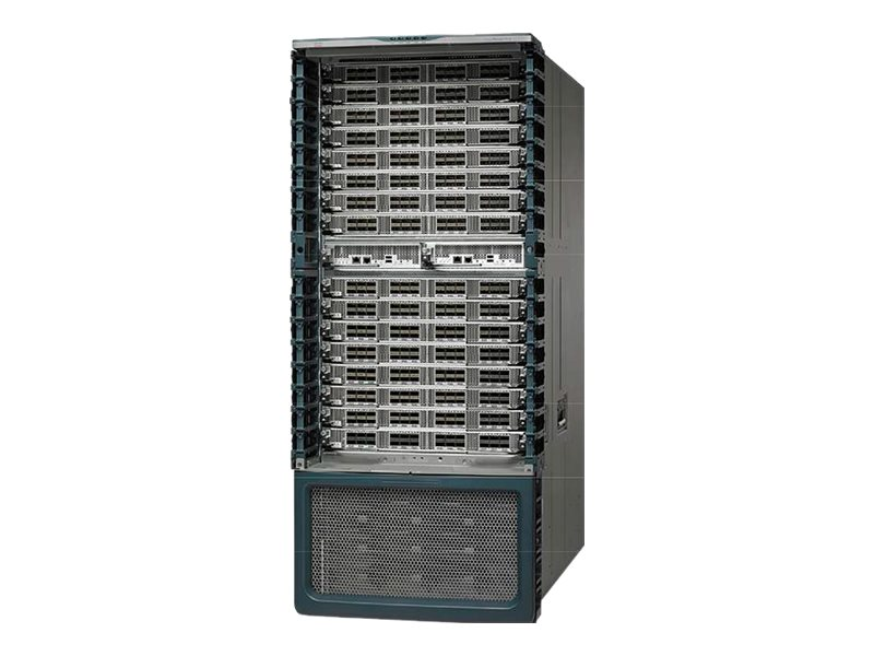 Cisco Nexus 7700 Switch 18-Slot Chassis with Fans, No Power Supply