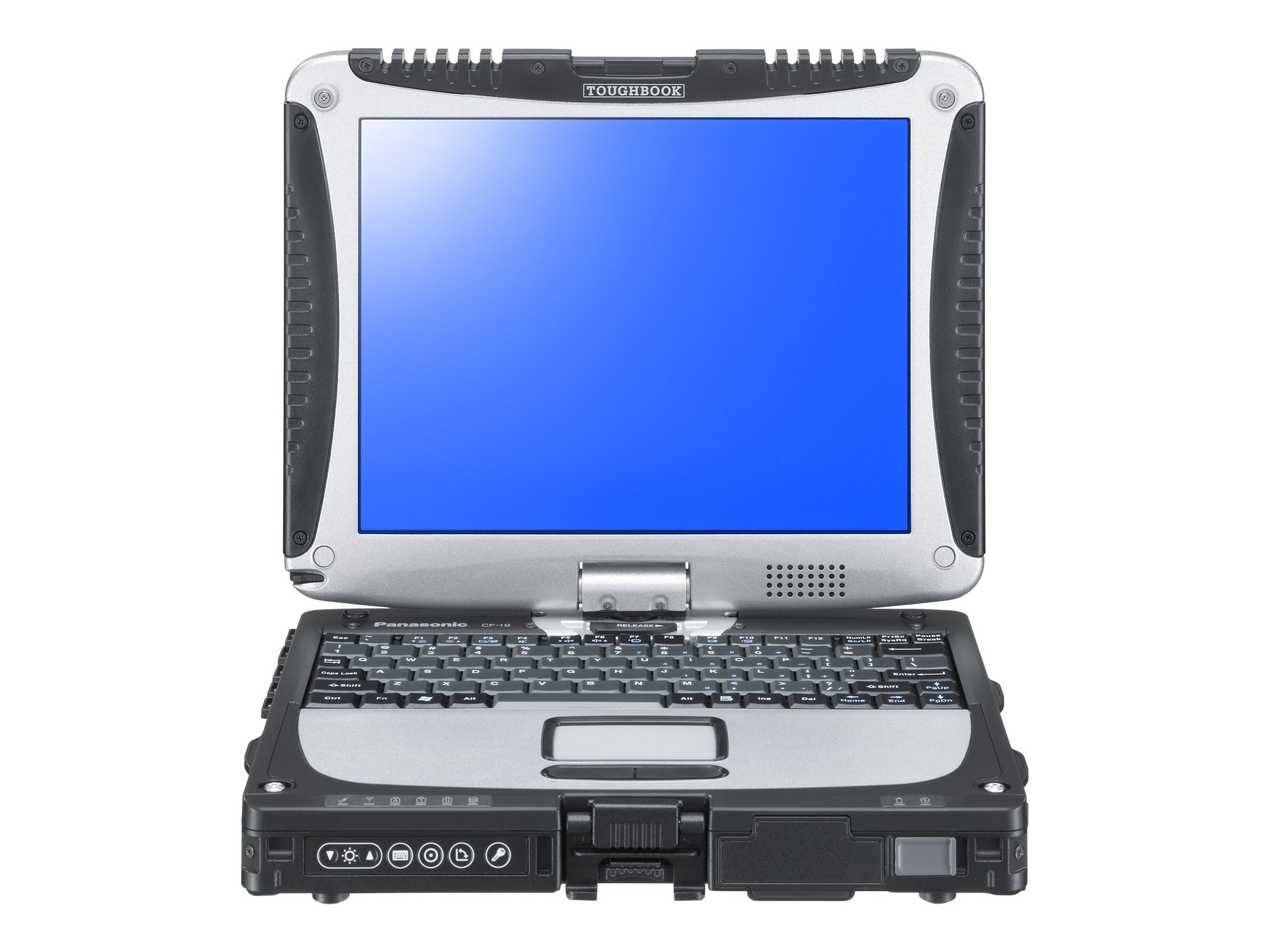 Panasonic Toughbook 19 vPro Core i5-3610ME 2.7GHz 500GB (7200RPM) 10.1 XGA MT W8.1P, CF-19ZE004BM