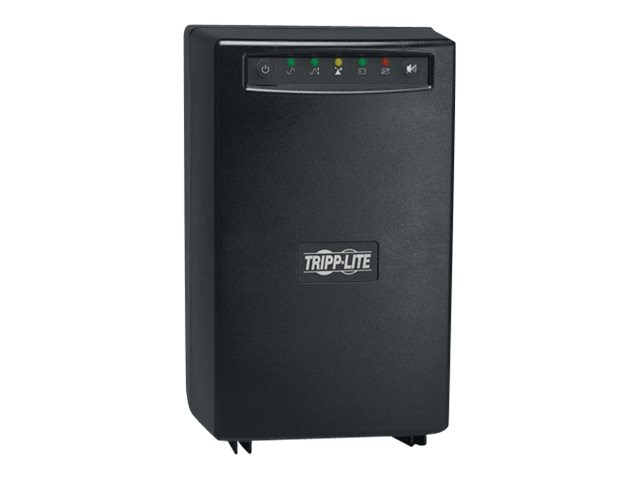 Tripp Lite 1000VA UPS Omni Tower Full Isolation AVR Line-Interactive (6) Outlet, OMNI1000ISO, 6893621, Battery Backup/UPS