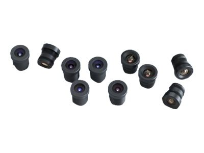 Axis 2.8mm M12 Mount Megapixel Lens, 10-Pack