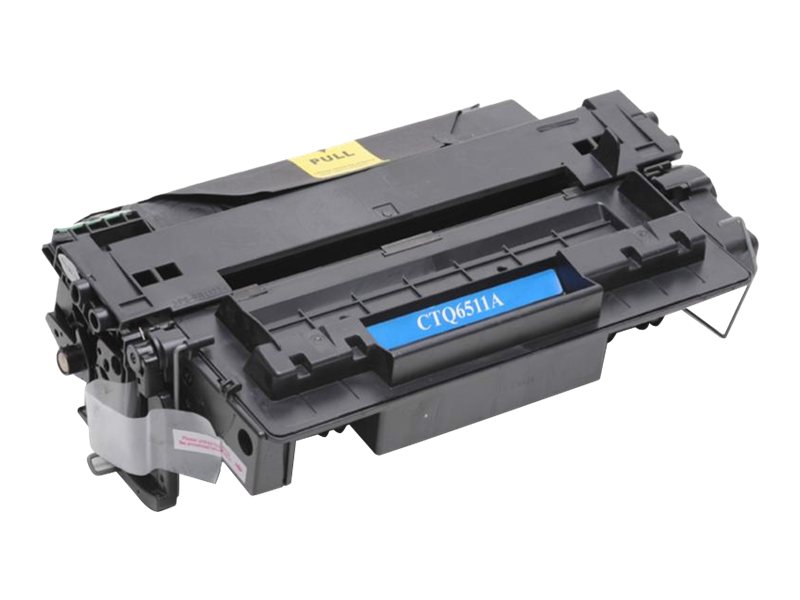 Ereplacements Q6511A Black Toner Cartridge for HP LaserJet 2420 & 2430 Series, Q6511A-ER