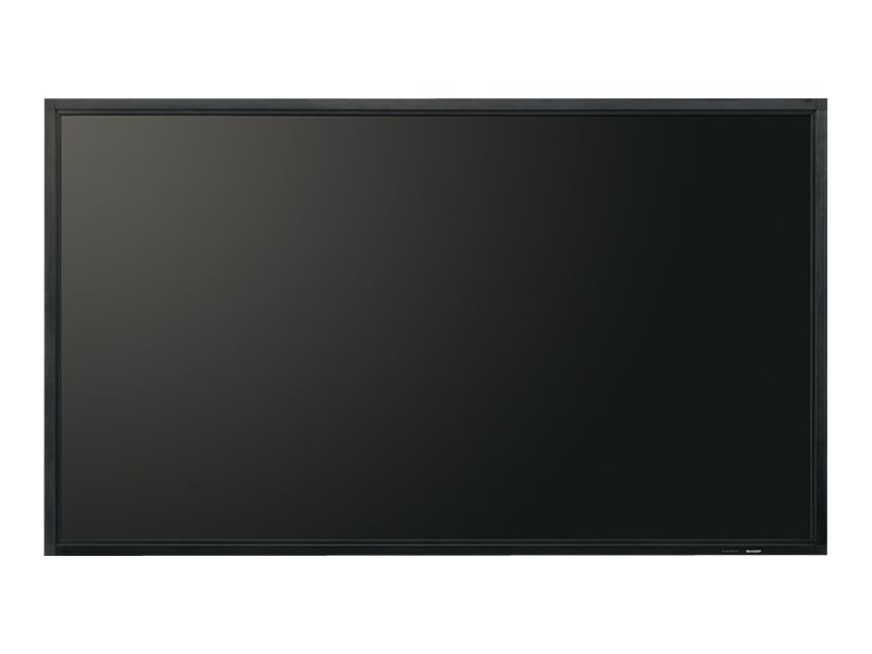 Sharp 80 PN-E802 LED-LCD Full HD Monitor, Black, PN-E802, 14437406, Monitors - Large-Format LED-LCD