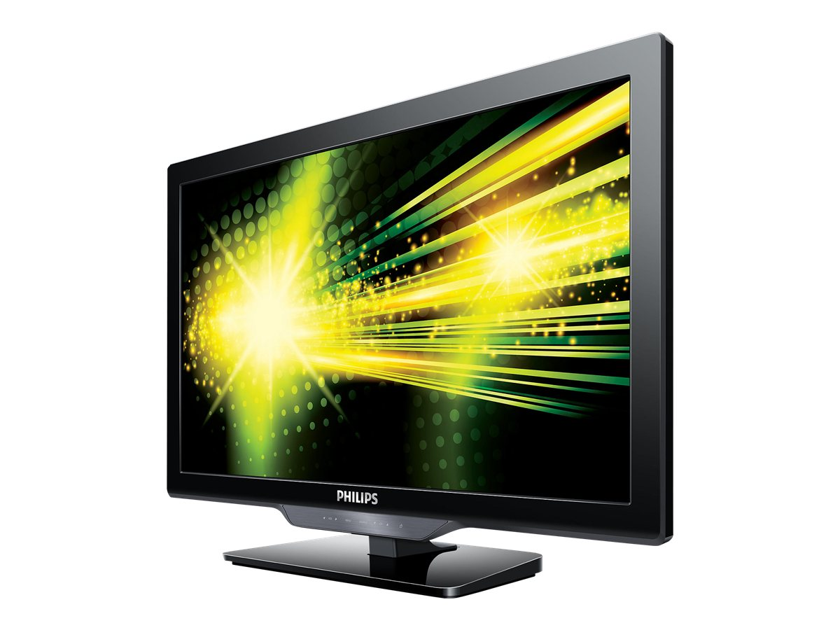Philips 24 Class LCD LED TV Monitor, 24PFL4508/F7