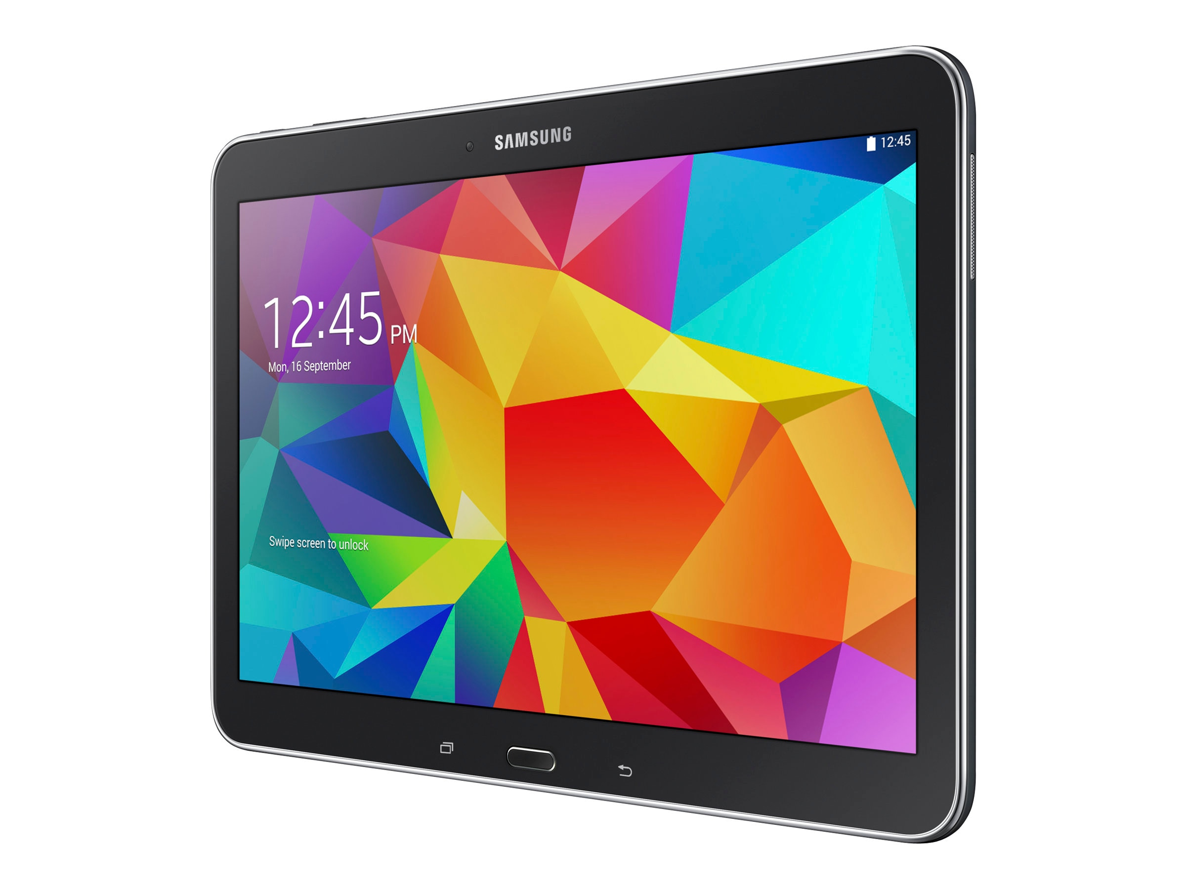Samsung Galaxy Tab 4 1.2GHz processor Android 4.4 (KitKat), SM-T530NYKAXAR