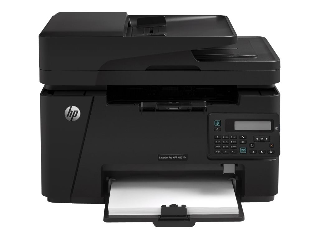 HP LaserJet Pro MFP M127fn ($209 - $30 Instant Rebate = $179 Expires May 31, 2016), CZ181A#BGJ