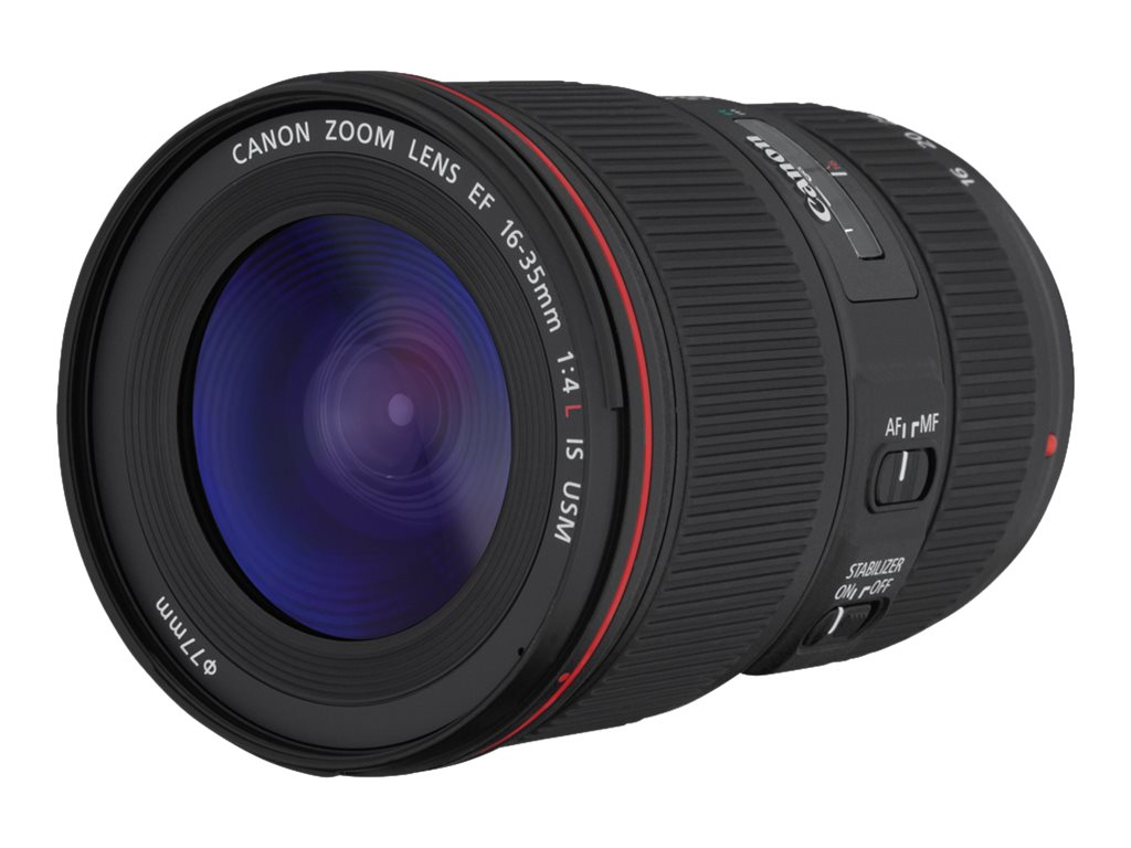 Canon EF 16-35mm f 4L IS USM Lens, 9518B002, 31805434, Camera & Camcorder Lenses & Filters