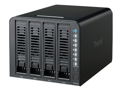 Thecus Tech 4-Bay Mobile Access NAS, N4310