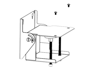 ELO Touch Solutions Shelf Mount Bracket for I-Series, E043382