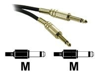 C2G Pro-Audio Cable, 1 4in (M-M), 6ft, 40065, 7735122, Cables