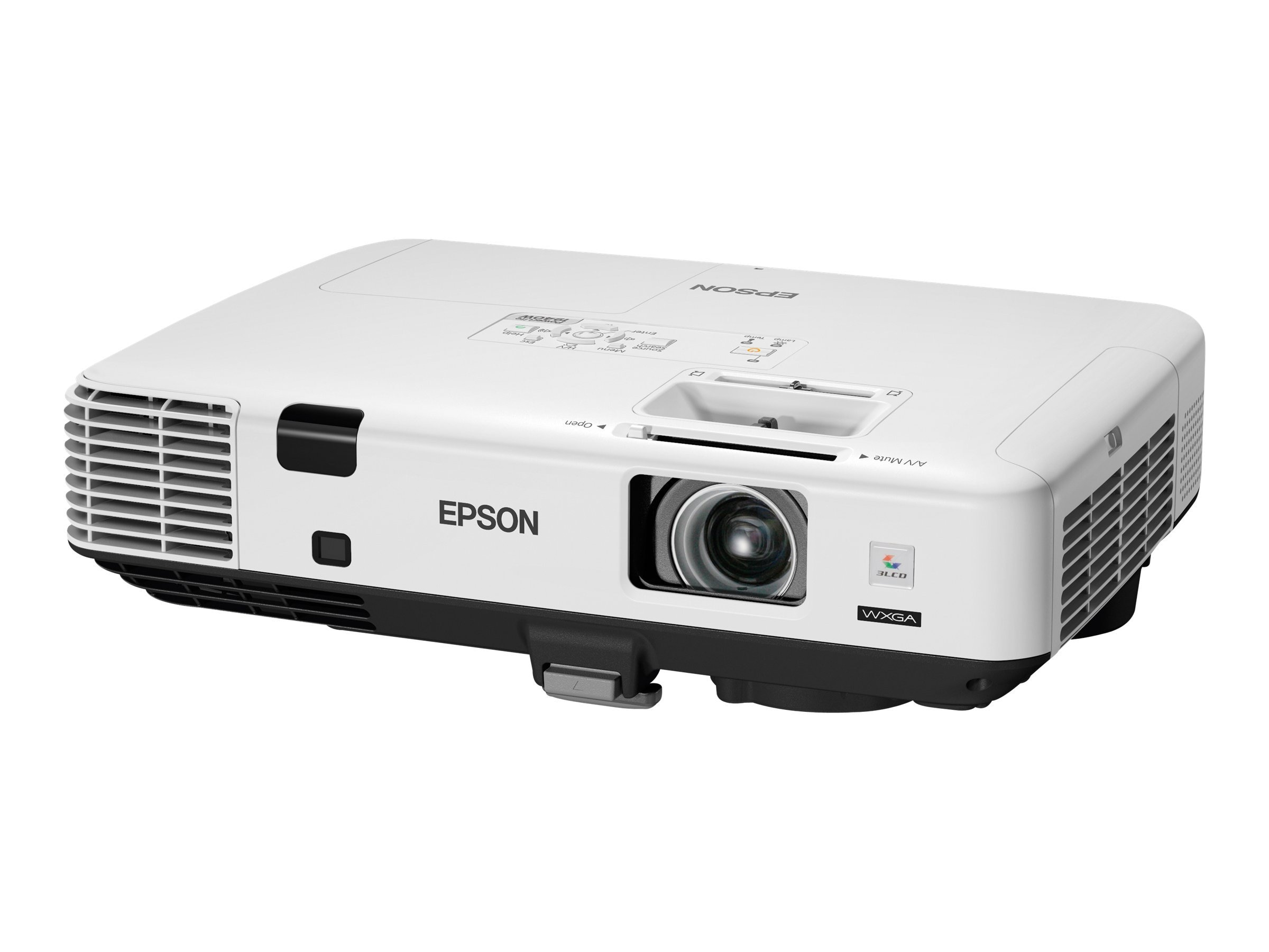 Epson Powerlite 1940W WXGA 3LCD Projector, 4200 Lumens, White, V11H474020, 13881661, Projectors