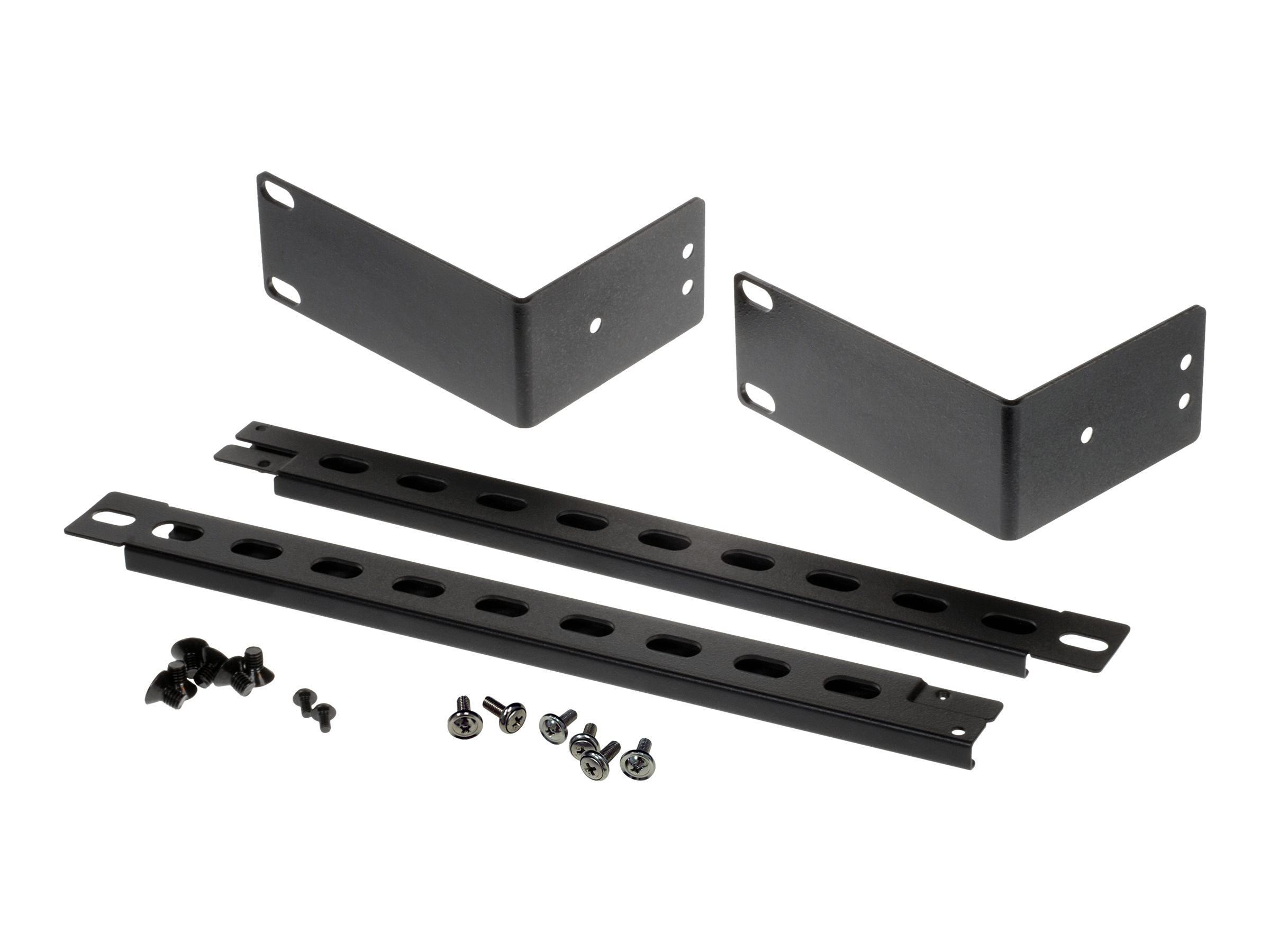 Connectpro Rackmount Kit, 1U x 19 for 4-port KVM Switches UR-14, UR-14+, PR-14, UD-14+