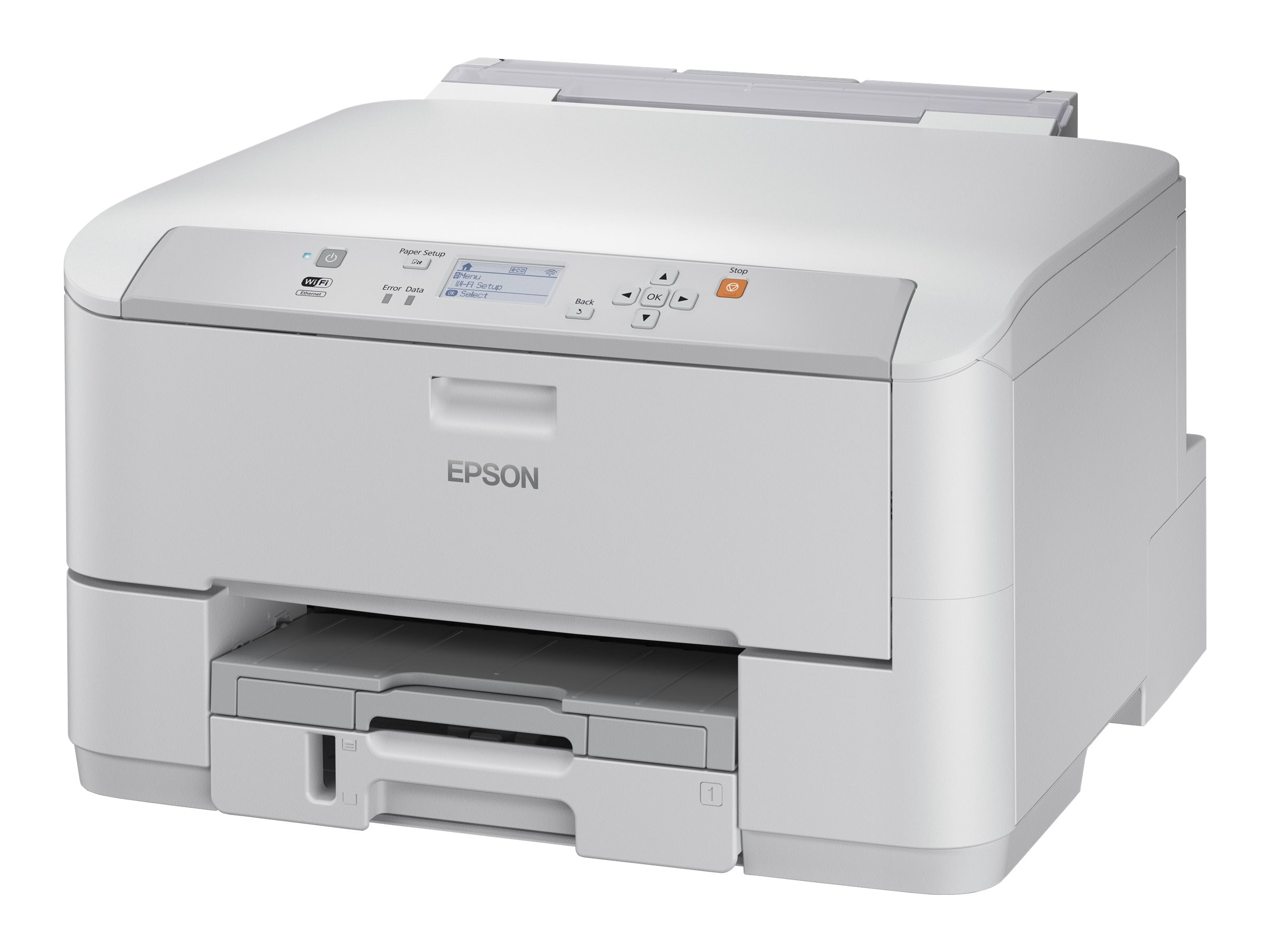 Epson WorkForce Pro WF-5190 Network Color Printer w  PCL Adobe PS