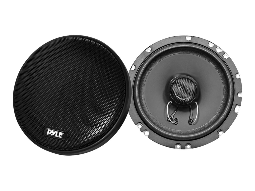 Pyle 6.5 200W Slim Mount 2-Way Coax Speaker, PLSL6502