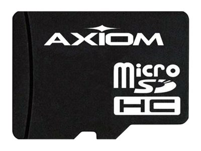 Axiom 32GB Mirco SDHC Flash Memory Card, Class 4