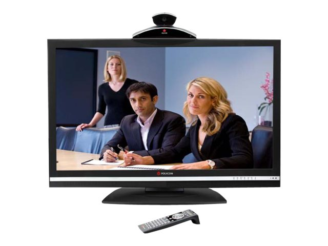 Polycom HDX 6000 VMC & EagleEye Camera, 7200-26940-001, 11988042, Audio/Video Conference Hardware