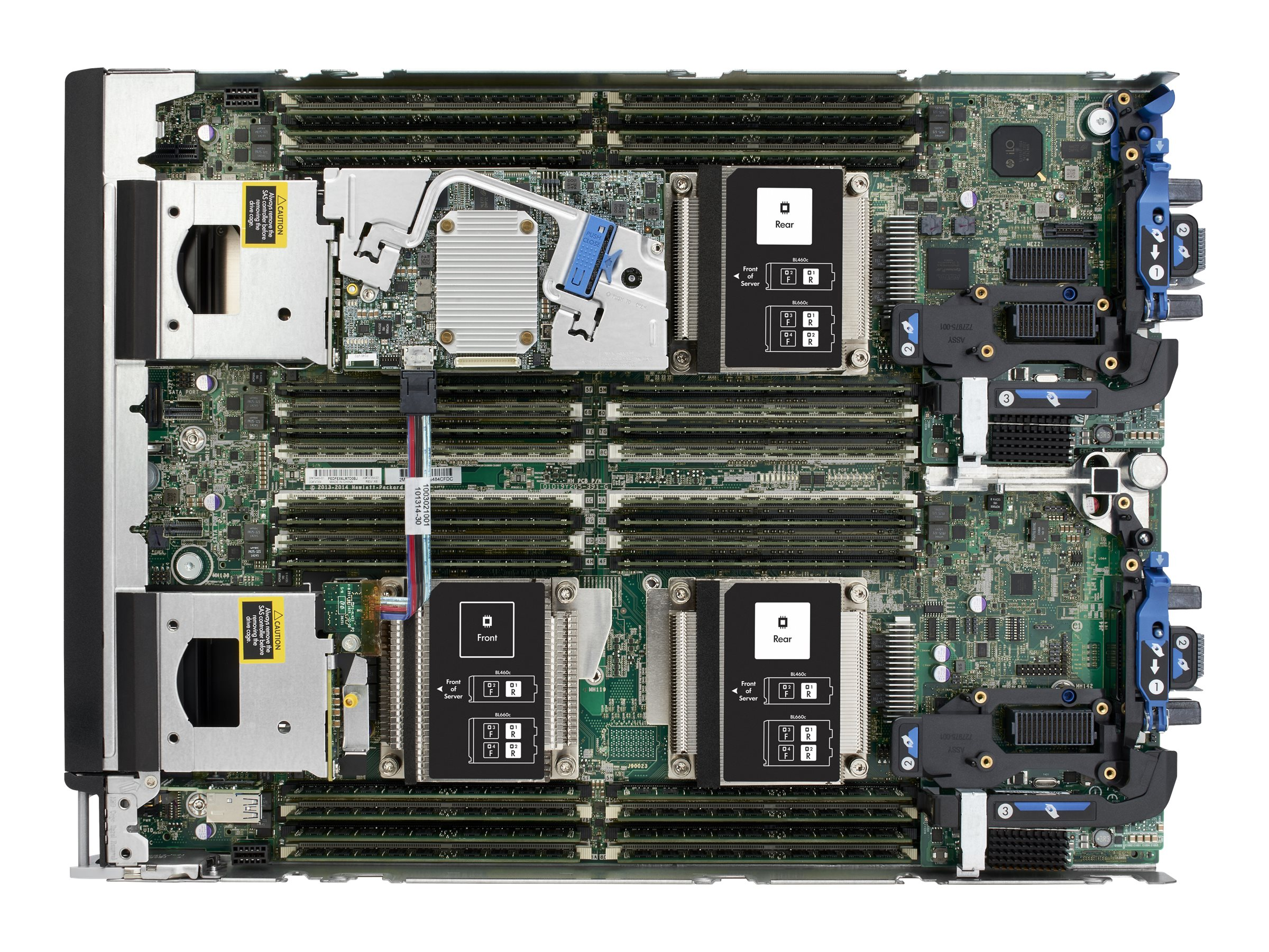 Hewlett Packard Enterprise 728351-B21 Image 4