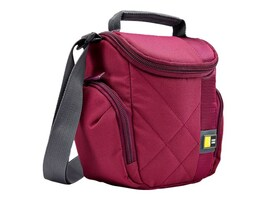 Case Logic Photo Medium Case, Pomegranite, WMMB-100 POMEGRANATE, 32216359, Carrying Cases - Camera/Camcorder
