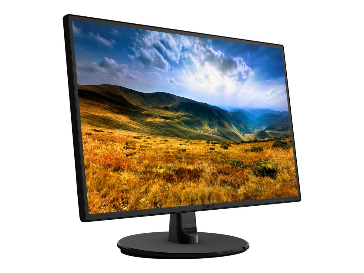 Planar 27 PLN2770W Full HD LED-LCD Monitor, Black, 997-8371-00