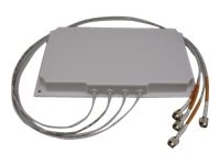 Cisco Dual-Band Directional Antenna-3600E 6dBi 2.4 5GHz, AIR-ANT2566P4W-R=, 15541264, Wireless Antennas & Extenders
