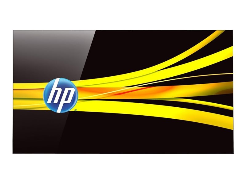 HP 47 LD4730G Widescreen LCD Monitor, Black