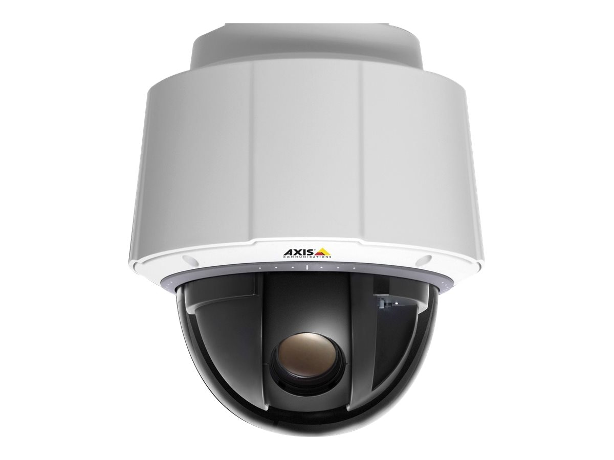 Axis Q6044 Indoor Day Night PTZ Dome Network Camera